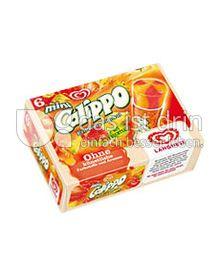 Produktabbildung: Langnese mini Calippo Erdbeer Tropical 80 ml