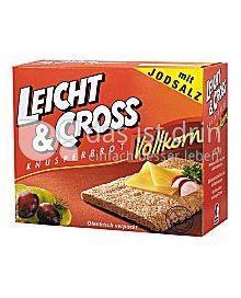 Produktabbildung: Leicht & Cross Vollkorn 125 g