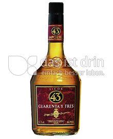 Produktabbildung: Licör 43 Cuarenta y Tres 700 ml