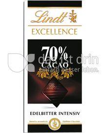 Produktabbildung: Lindt Excellence 70% Cacao 100 g