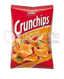 Produktabbildung: Lorenz Crunchips Red Chili 200 g