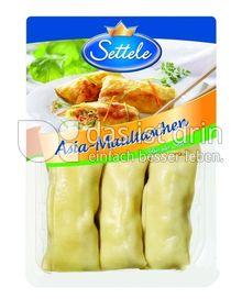 Produktabbildung: Settele Asia-Maultaschen 250 g