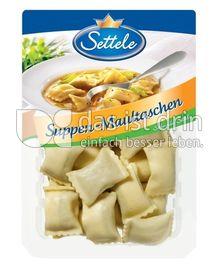 Produktabbildung: Settele Suppenmaultaschen 300 g