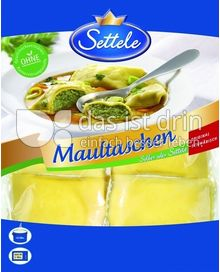 Produktabbildung: Settele Maultaschen 300 g