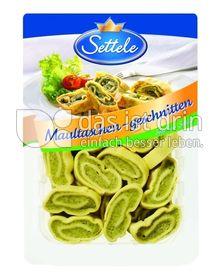 Produktabbildung: Settele Maultaschen geschnitten 500 g