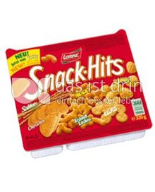 Produktabbildung: Lorenz Snack Hits 320 g
