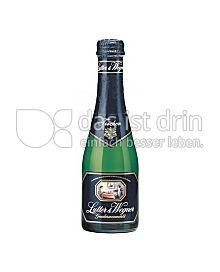 "Produktabbildung: Lutter & Wegener Sekt ""Trocken"" 200 ml"