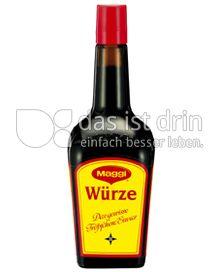 Produktabbildung: Maggi Würze Vorratsflasche 1000 ml