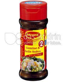 Produktabbildung: Maggi Würzmischung 2 - Gemüse & helle Soßen 78 g