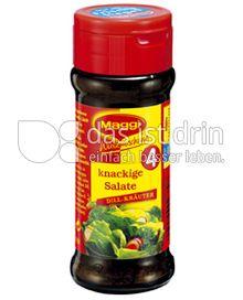 Produktabbildung: Maggi Würzmischung 4 - knackige Salate 60 g