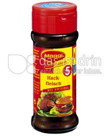 Produktabbildung: Maggi Würzmischung 5 - Hackfleisch 75 g