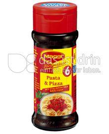 Produktabbildung: Maggi Würzmischung 6 - Pasta & Pizza 60 g