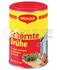 Produktabbildung: Maggi Gekörnte Brühe 125 g