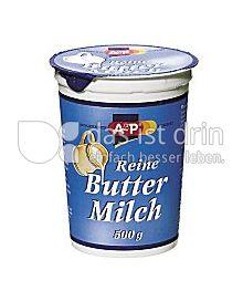 Produktabbildung: A&P Buttermilch 500 g
