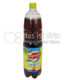 Produktabbildung: LIPTON ICE TEA LEMON 1500 ml