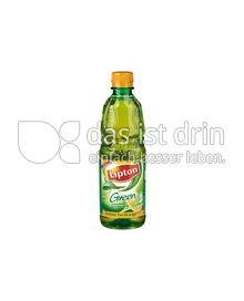 Produktabbildung: LIPTON GRÜNER TEE ORANGE 500 ml