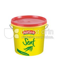 Produktabbildung: Hengstenberg Delikatess Senf mittelscharf 1 kg