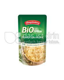 Produktabbildung: Hengstenberg Bio Mildes Sauerkraut 500 ml