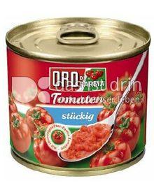 Produktabbildung: Hengstenberg Tomaten stückig 212 ml