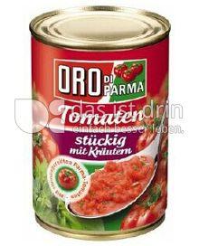 Produktabbildung: Hengstenberg Tomaten stückig mit Kräutern 425 ml