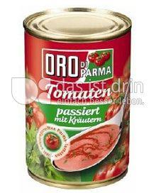 Produktabbildung: Hengstenberg Tomaten passiert mit Kräutern 425 ml