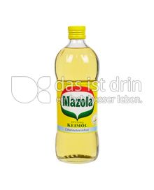 Produktabbildung: Mazola Keimöl 500 ml