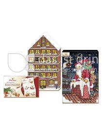 "Produktabbildung: Hachez Advents-Kalender ""Haus"" 250 g"