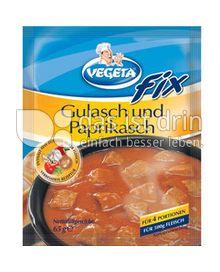 Produktabbildung: Podravka VEGETA  FIX Gulasch und Paprikaschote 65 g
