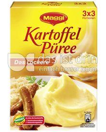 Produktabbildung: Maggi Kartoffel Püree Das Lockere 240 g