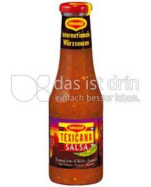 Produktabbildung: Maggi Texicana Salsa Tomaten-Chili-Sauce 500 ml