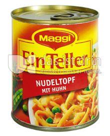 Produktabbildung: Maggi Ein Teller Nudeltopf mit Huhn 325 ml