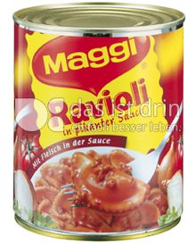Produktabbildung: Maggi Ravioli in pikanter Sauce 800 g