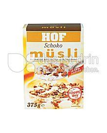 Produktabbildung: Hof Schoko Müsli 375 g