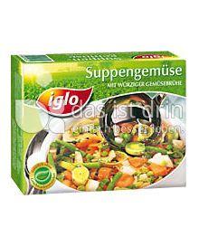 Produktabbildung: iglo Suppengemüse mit würziger Gemüsebrühe 450 g