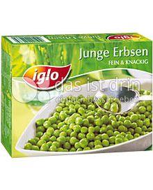 Produktabbildung: iglo Junge Erbsen 300 g