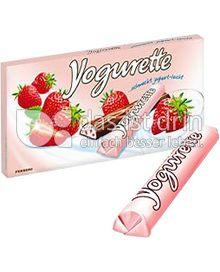 Produktabbildung: Ferrero Yogurette Erdbeere 100 g