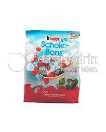 Produktabbildung: Kinder Schoko-Bons 200 g