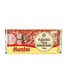 Produktabbildung: Marabou Vollmilch Nuss Schokolade 250 g