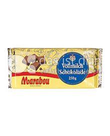 Produktabbildung: Marabou Vollmilch Schokolade 250 g
