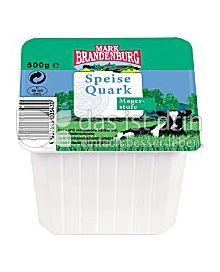 Produktabbildung: Mark Brandenburg Speisequark 500 g