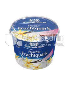 Produktabbildung: Weihenstephan Frischer Fruchtquark Vanille 500 g