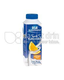 Produktabbildung: Weihenstephan Frucht Buttermilch Orange + Vitamin C 400 g