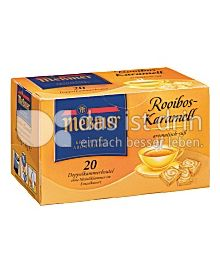 Produktabbildung: Meßmer Rooiboos-Karamell Tee