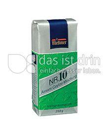 Produktabbildung: Meßmer Assam-Ceylon Nr.10 250 g