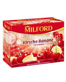 Produktabbildung: Milford Kirsche und Banane