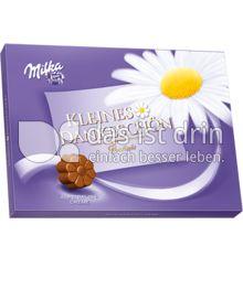 Produktabbildung: Milka Kleines Dankeschön Pralinés Alpenmilch-Crème 125 g