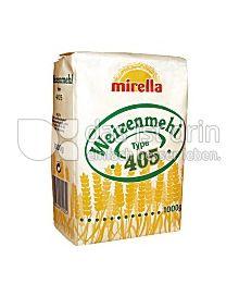 Produktabbildung: Mirella Weizenmehl 1000 g