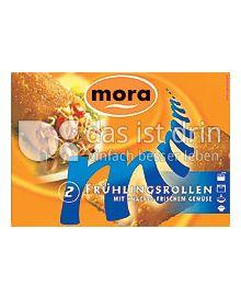 Produktabbildung: Mora Frühlingsrollen 250 g