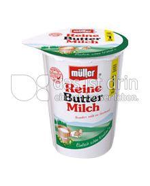 Produktabbildung: Müller Reine Buttermilch 500 g