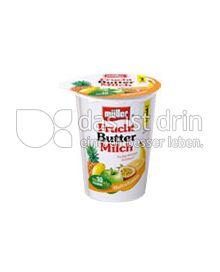 Produktabbildung: Müller Frucht Buttermilch Multivitamin 500 g